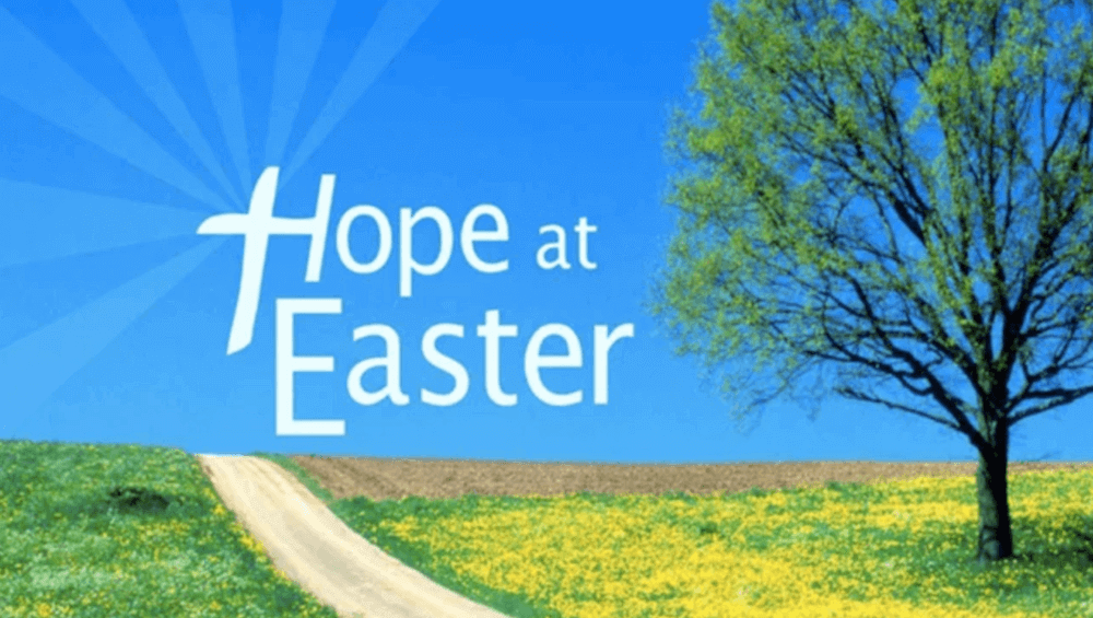 Hope at Easter