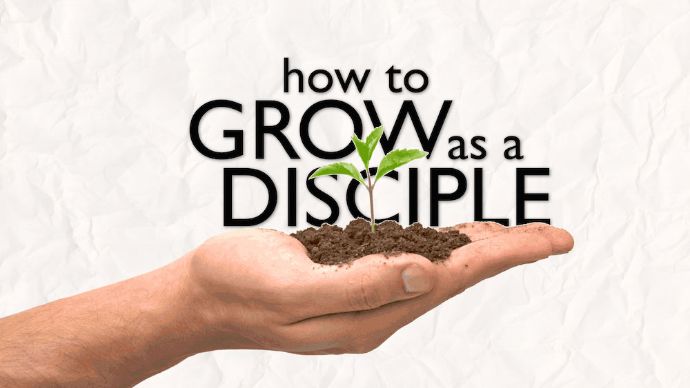 How to Grow as a Disciple