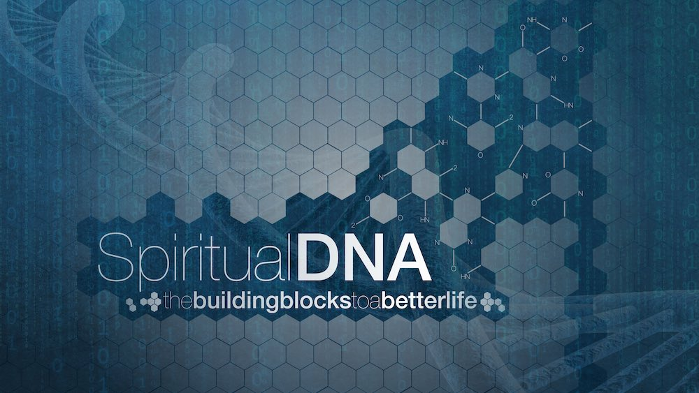 Spiritual DNA: The Building Blocks to a Better Life
