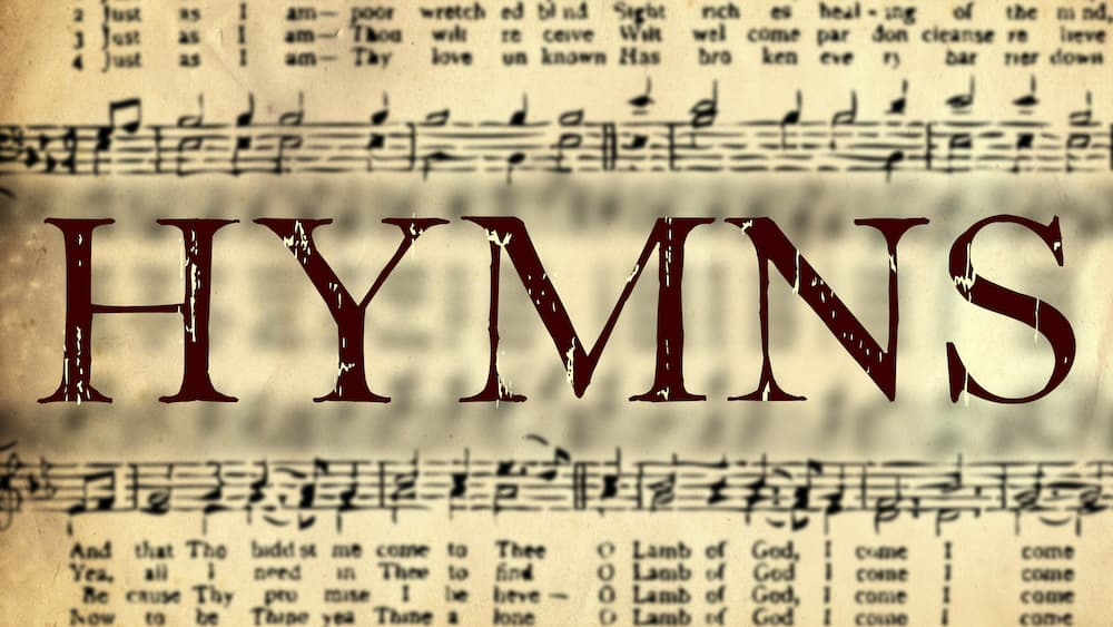 Hymns: Why Following Jesus Makes Us Sing